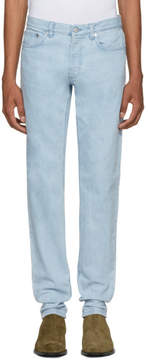 Givenchy Blue Rico Fit Jeans