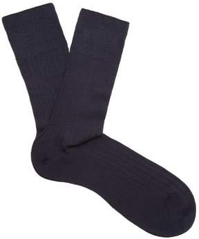 Falke N°2 cashmere-blend socks