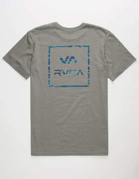 RVCA Water Camo Mens T-Shirt