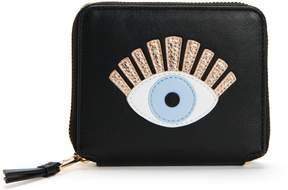 Juicy Couture Evil Eye Small Zip Around Wallet
