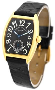 Franck Muller Casablanca 18K Yellow Gold Unisex Watch