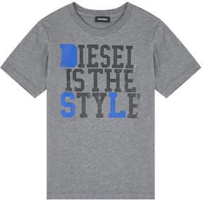 Diesel Graphic T-shirt
