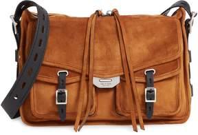 Rag & Bone Field Leather Messenger Bag