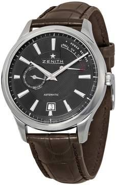 Zenith Captain Power Reserve Black Dial Automatic Men's Watch 03212068522C493