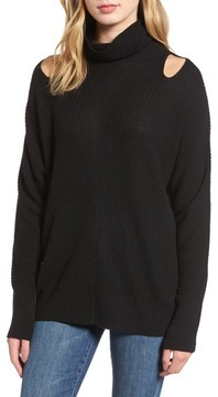 Ella Moss Women's Cutout Sweater