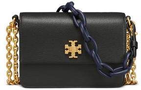 Tory Burch KIRA DOUBLE-STRAP MINI BAG - BLACK - STYLE
