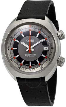 Oris Chronoris Automatic Grey Dial Men's Watch