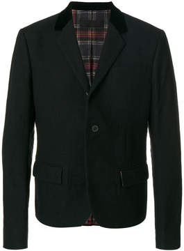 Haider Ackermann button up blazer