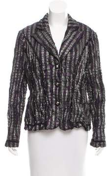 Alberto Makali Long Sleeve Studded Jacket w/ Tags
