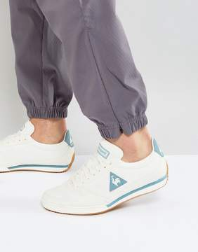 Le Coq Sportif Volley Sneakers With Gum Sole In Gray 1720095