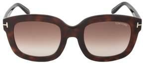 Tom Ford FT0279 Christopher Square Sunglasses, 53mm