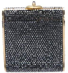 Judith Leiber Crystal-Embellished Mini Evening Bag