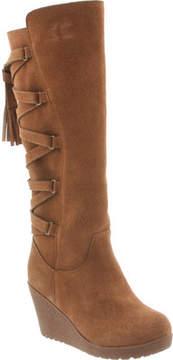 BearPaw Britney Knee-High Wedge Boot (Women's)