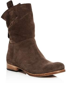 Alberto Fermani Women's Umbria Suede Slouch Boots