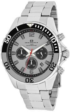 Oceanaut Sevilla OC2523 Men's Round Silver Stainless Steel Watch