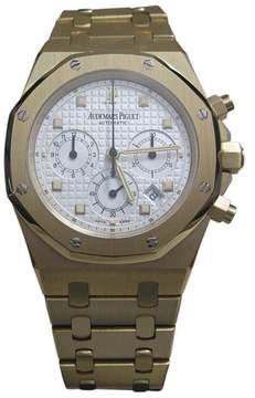 Audemars Piguet Royal Oak 25960BA.OO.1185BA.01 18K Yellow Gold Chronograph 39mm Watch