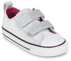 Converse Baby's & Toddler's Ox Velvet Sneakers