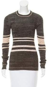 Creatures of the Wind Striped Silk Sweater