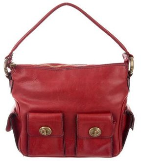 Marc Jacobs Blake Hobo - RED - STYLE