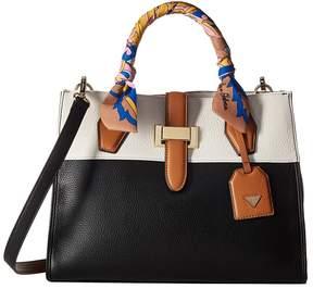 Sam Edelman Colette Large Signature Tote w/ Scarf Tote Handbags
