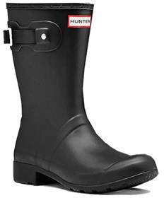Hunter Women's Original Tour Short Rain Boot.
