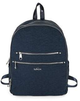Kipling Tina Quilted Backpack - TRUE BLUE - STYLE