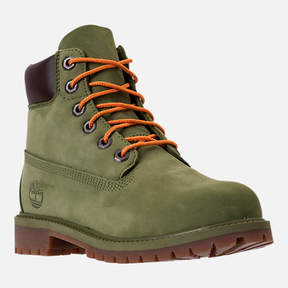 Timberland Kids' Grade School 6 Inch Classic Boots
