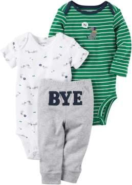 Carter's Baby Boys 3-pc. Hi Puppy Layette Set
