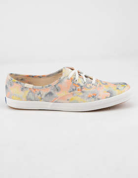 Keds Champion Tie Dye Womens Shoes