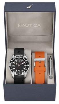 Nautica MEN'S WATCH NST 07 44MM