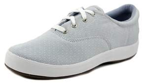 Grasshoppers Janey Cvo Women W Round Toe Canvas Blue Sneakers.