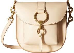 Frye Ilana Saddle Hobo Handbags