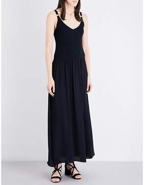 Claudie Pierlot Milan crepe dress