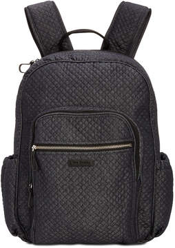 Vera Bradley Iconic Campus Small Backpack - DENIM NAVY - STYLE