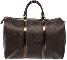 Gucci GG leather satchel - OTHER - STYLE