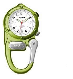 Dakota LED Microlight Clip Watch