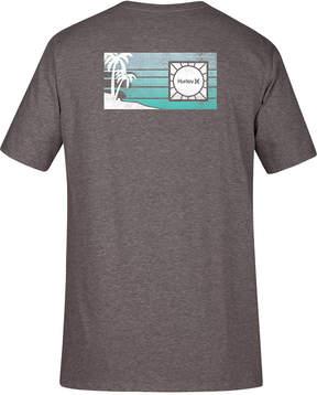 Hurley Men's Fallout Logo-Print T-Shirt
