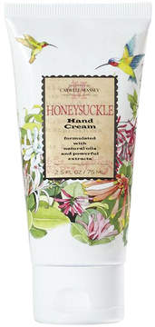 Honeysuckle Hand Cream by Caswell-Massey (2.5oz Cream)