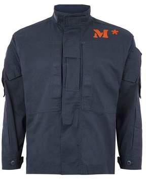 Topman FINDS M*S*H*D Navy 'Nomex' Jacket