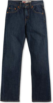 Levi's 550 Relaxed Fit Jeans, Big Boys Husky (8-20)