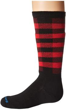 Smartwool Wintersport Buff Check Knee High Socks Shoes
