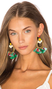 Elizabeth Cole Felix Statement Earrings