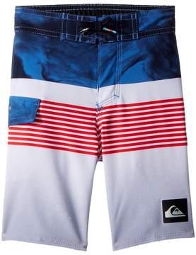 Quiksilver Highline Lava Divison Boardshorts Boy's Swimwear