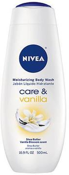 Nivea Harmony Cream Oil Body Wash