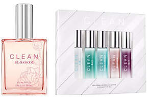 CLEAN Blossom EDP & 5-Piece Rollerball EDP Set