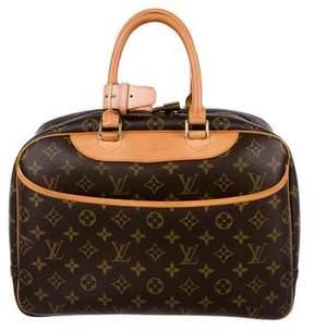 Louis Vuitton Monogram Deauville Bag