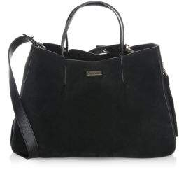 Milly Matte Leather Tote