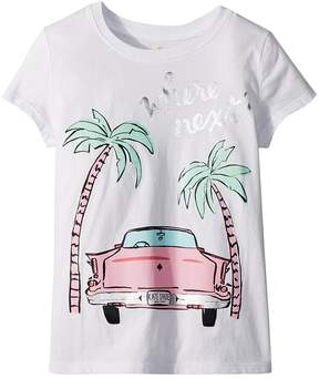 Kate Spade Kids Where Next Tee Girl's T Shirt