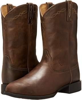 Ariat Heritage Roper Cowboy Boots