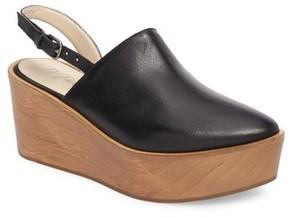 Matisse Women's Eyals Slingback Platform Wedge Sandal